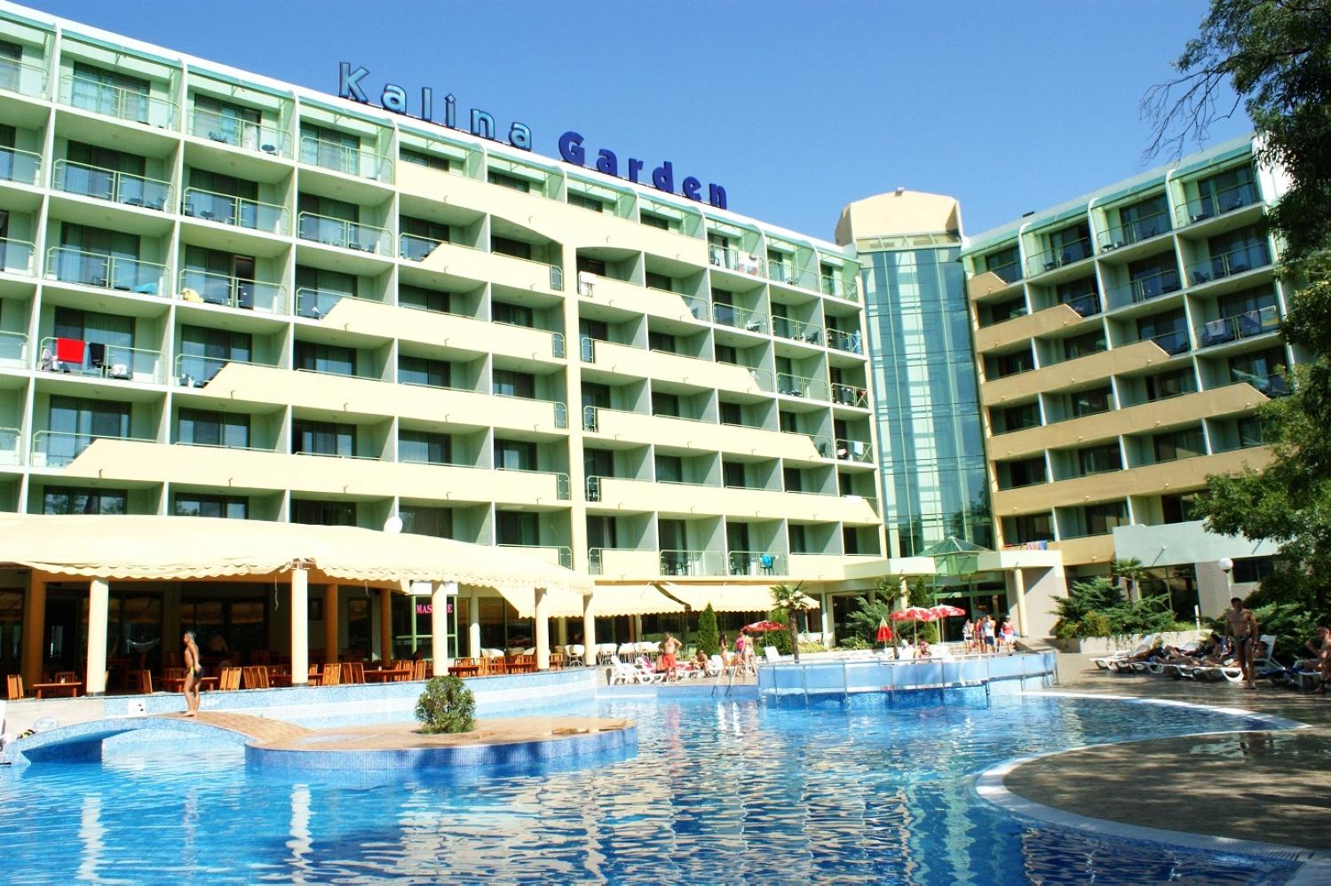 Тур в отель kalina garden